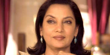 shabana azmi railway fake news