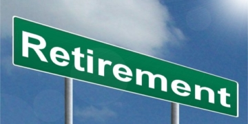 Retire at