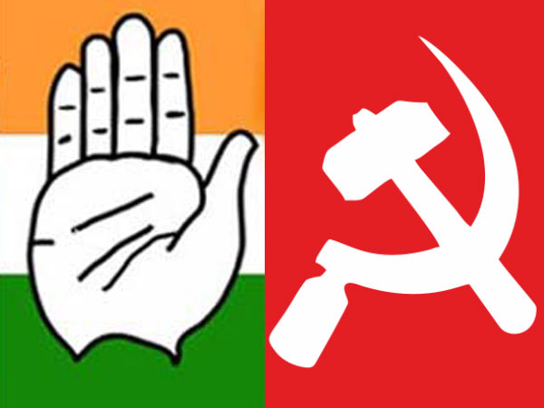 Congress and Left