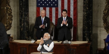 PM Modi US Congress