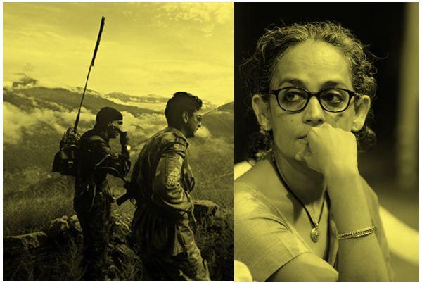 Arundhati Roy Kashmir