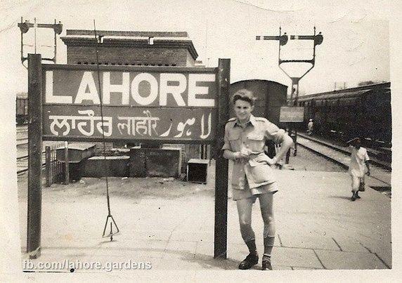 Lahore Partition