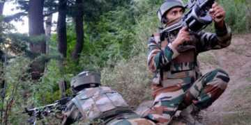 Indian Army Noushera Vice Chief