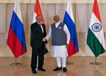 India Russia deal
