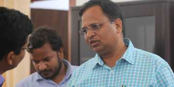 Satyendra Jain aap government supreme court