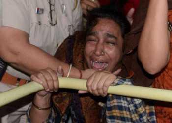 bjp delhi police najeeb