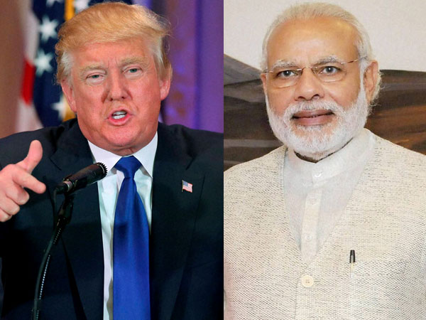 social media trump modi mainstream media melania,us sanctions, india