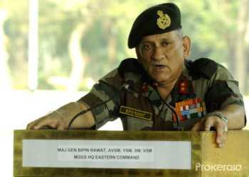 Bipin Rawat Army