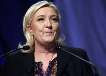 Marine Le Pen France far right leader
