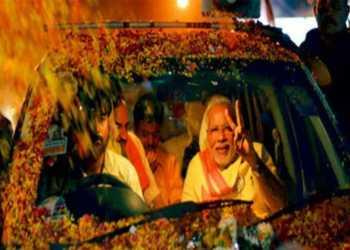 saffron party bjp elections