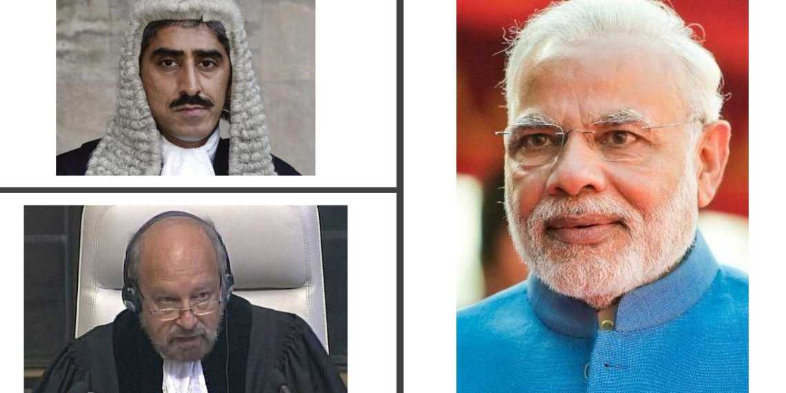 India ICJ Kulbhushan Jadhav