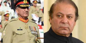 pakistani army sharif