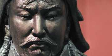 genghis khan khan of khans mongols india