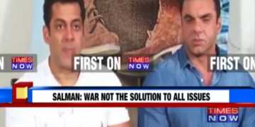 salman khan war