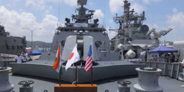 indian navy exercise japan