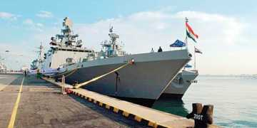 chinese indian navy