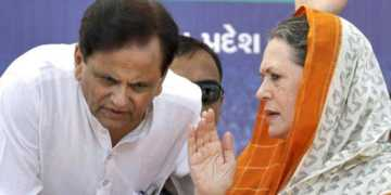 ahmed patel congress NDA Congress