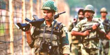 Kashmir Terrorists Army