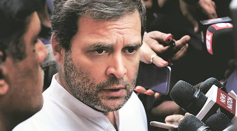 Rahul Gandhi Tour