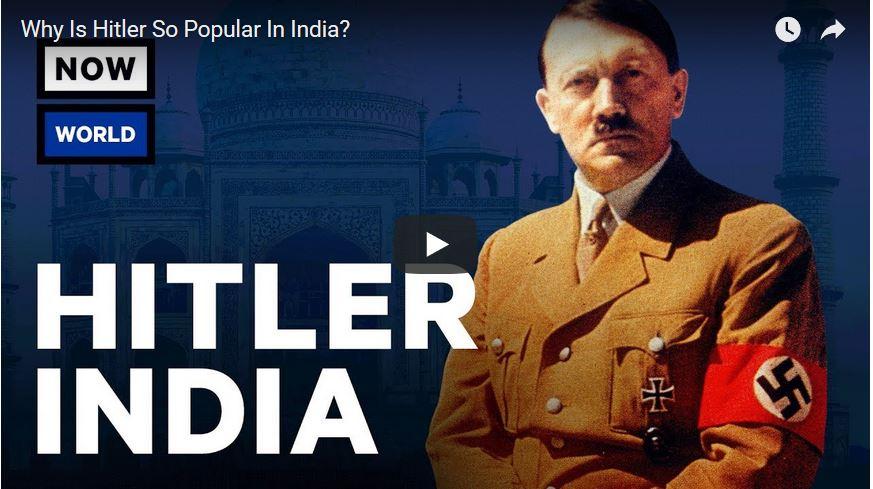 Hitler India Jules Suzdaltsev