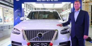 volvo make in india