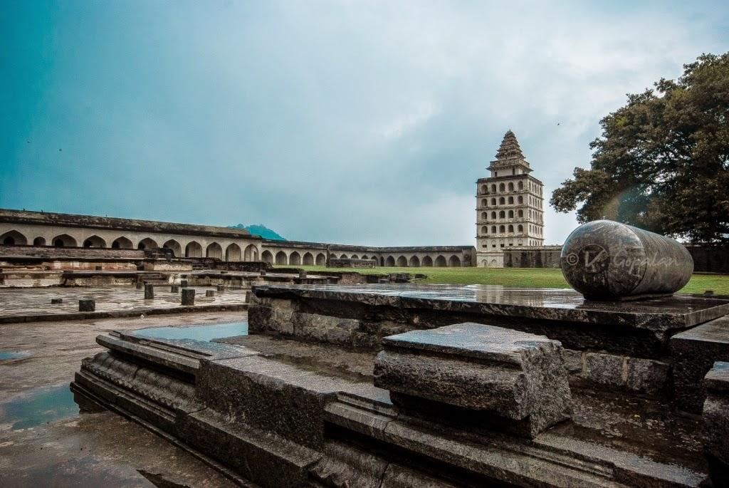 gingee fort shivaji गिंगी शिवाजी
