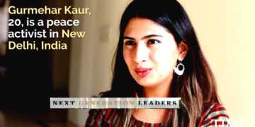 gurmehar kaur next gen leaders