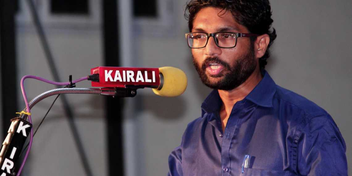 Jignesh Mevani Mewani Media Chennai