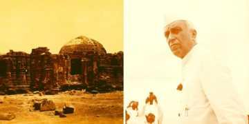 Nehru Somnath Temple