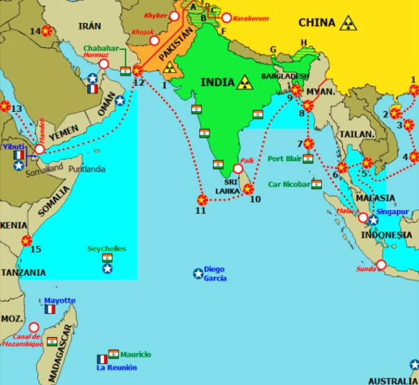 naval south china sea
