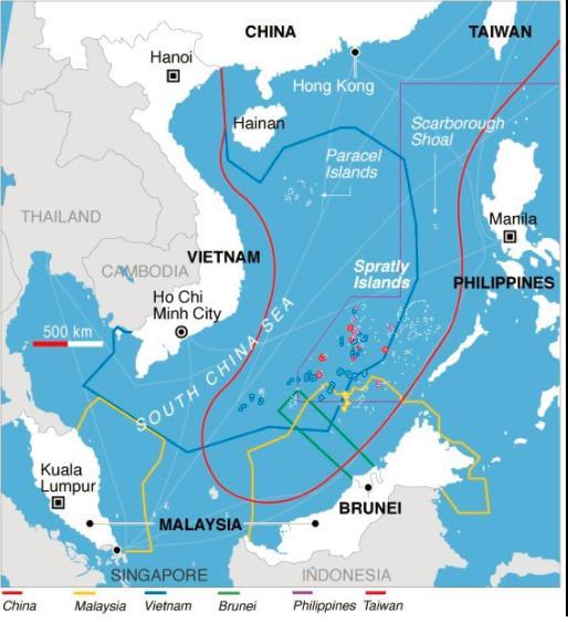 south china sea naval दक्षिण चीन सागर नौसैनिक