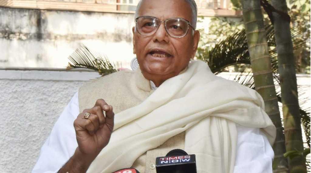 Yashwant Sinha Judges