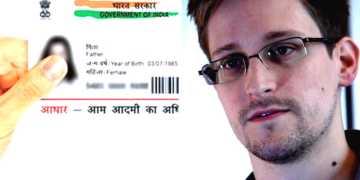 Aadhar Edward Snowden