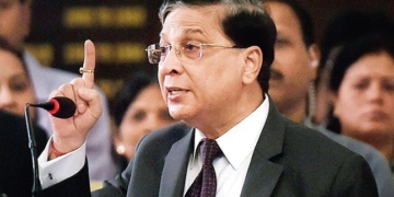 CJI Misra Supreme Court Cases