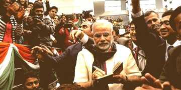 Modi Book Exam Warriors
