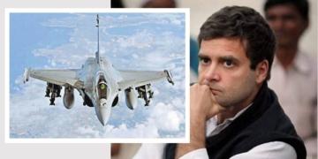 Congress Rafale Rahul Gandhi