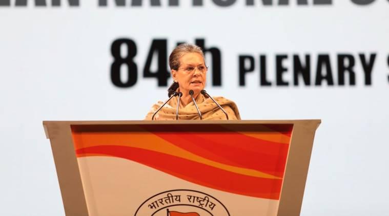 Sonia Plenary
