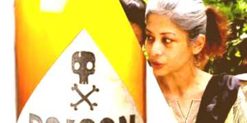 indrani mukerjea poisoned