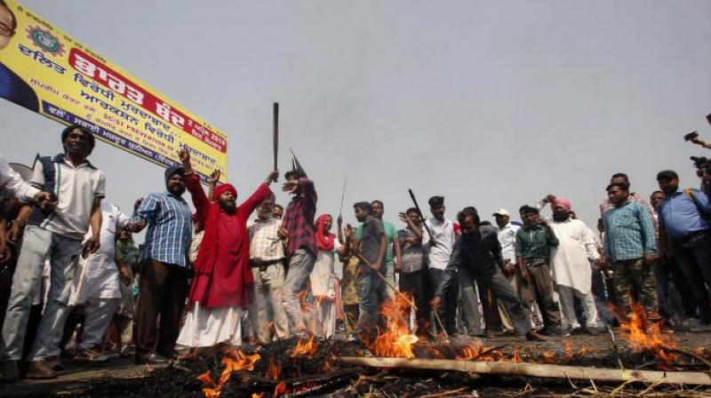 protests, bharat bandh