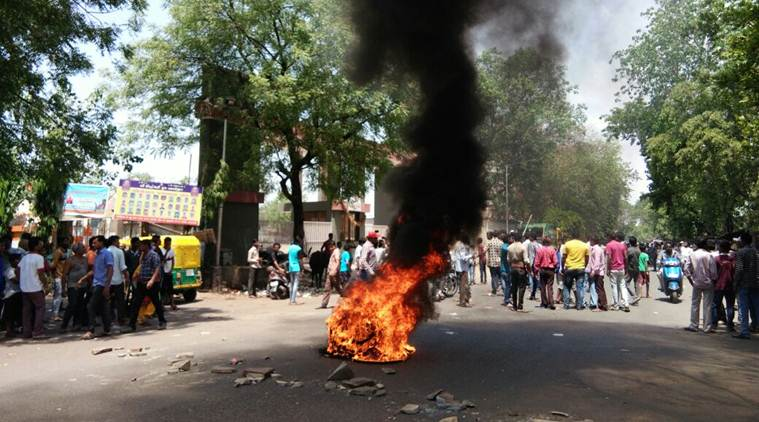 Dalit protests