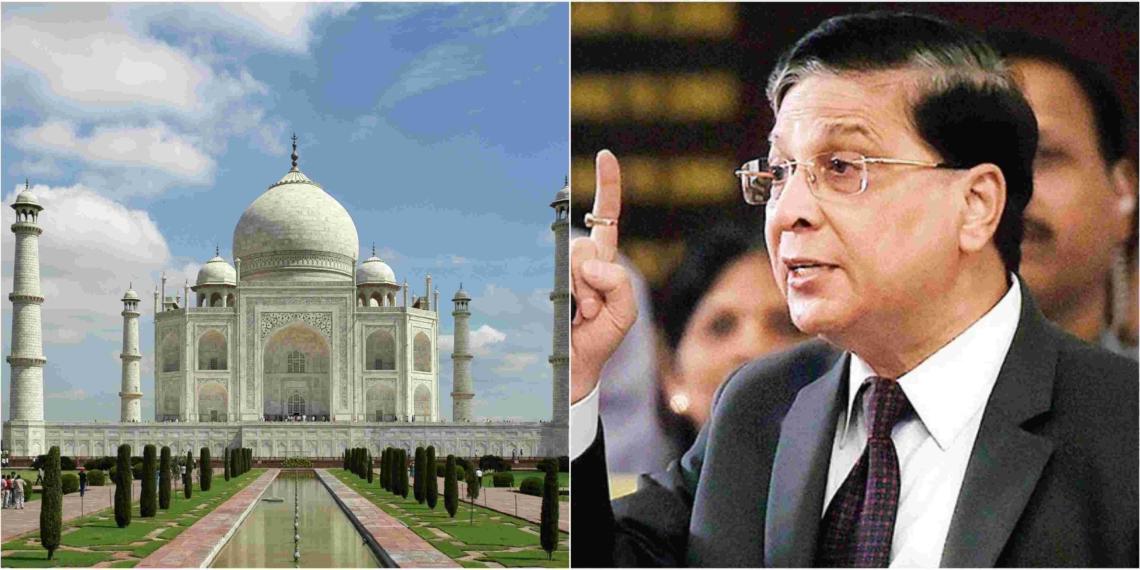 waqf board taj mahal supreme court