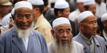 china, muslim