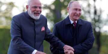 India Russia PM Modi