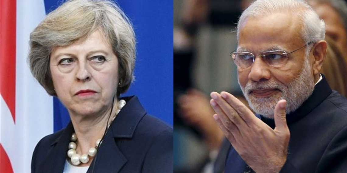 pm modi, theresa may, fifth largest economy,jaitely
