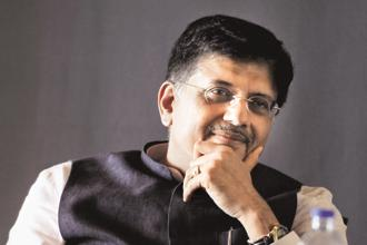 piyush goyal finance electrification, india, africa, railways, indian railways, divestment, black money, swiss bank