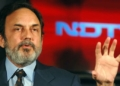 ndtv income tax notice