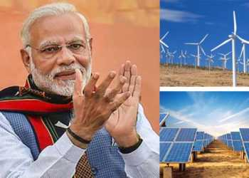 renewable enegy, modi govenment