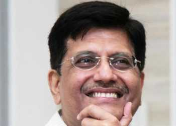 piyush goyal, discoms, indian railways, divestment, black money swiss bank