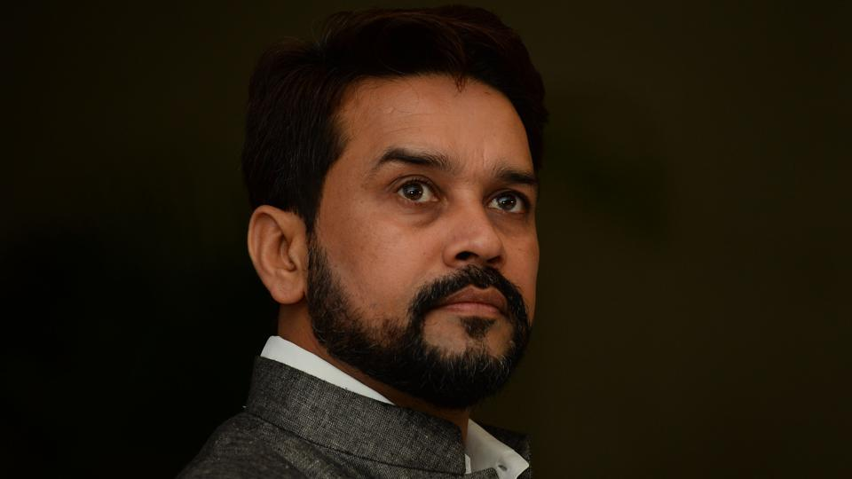 anurag thakur, chief whip