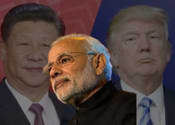 trade war, india, us, china